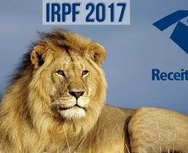 Imposto de Renda de Pessoa Física 2017 – IRPF